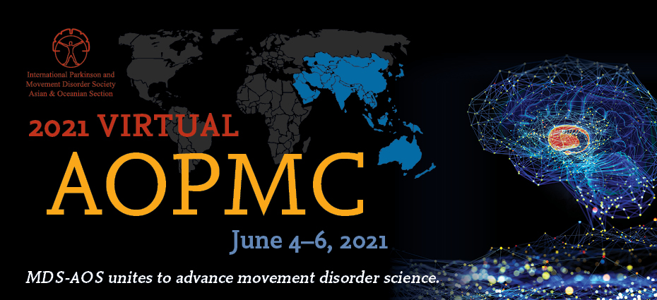 AOPMC 2021: June 4-6, 2021
